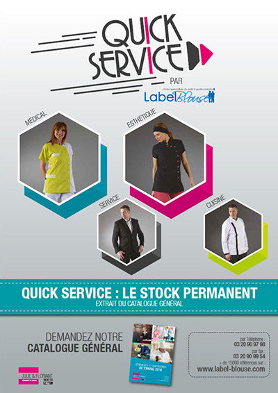 Catalogue Quick Service